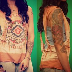 MTV style pic of the day with VJ Bani j graffiti rugged tees are soo in! Have you added one to your wardrobe as yet? For further uber cool style tips log on into www.mtv.in.com/style