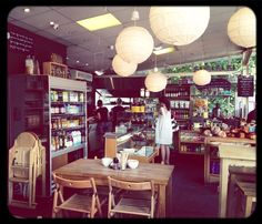 A fantastic deli loved by locals. Minkies Deli in Kensal Green, Greater London