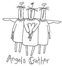 Free Goods - Free Patterns - Angels and Dolls - Free Pattern Angels ...