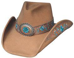 49cf09e8e2b27 41 Best Cowboy Hats images in 2018   Cowboy hats, Hats for women ...