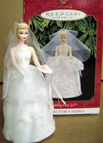 Hallmark Keepsaket 1997 Barbie Wedding Day