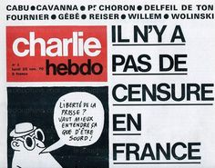 DANS LE RÉTRO Charlie, né contre l'interdit