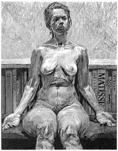 Simon Brett - Woodengraver - Prints