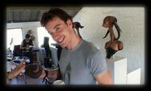 """Oh my gosh, MORE Pics I've never seen before!!! Click! :) Michael Fassbender: The Cooper Temple Clause """"Blind Pilots"""""""