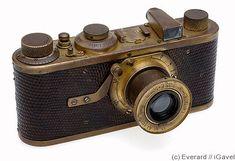 Leitz: Leica I Mod A Luxus camera