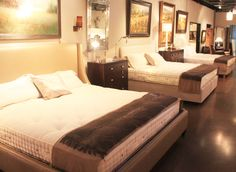 Not getting the right amount of sleep each night can lead to serious health risks. Luckily Scottsdale Bedrooms has plenty of high-end mattresses to help you get some quality shut-eye!