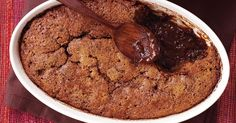 For something decadent and warm to sweeten winter evenings, chocolate puddings are truly tops.