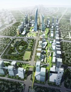Gallery - Southern Island of Creativity / Chengdu Urban Design Research Center - 29