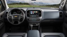 2015 Chevrolet Colorado DASH