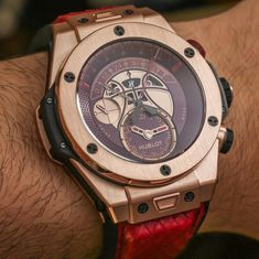 Hublot Big Bang Unico Retrograde Chronograph Kobe 'Vino' Bryant Watch Hands-On