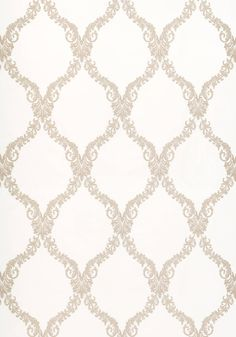 OLBIA EMBROIDERY, Off White, AF26143, Collection Symphony from Anna French