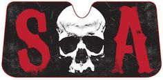 Sons Of Anarchy Sun Shade