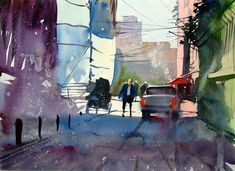 Bursa back street