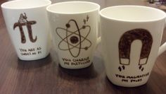 Nerd Mugs: Perfect for girlfriends of Engineers ;)