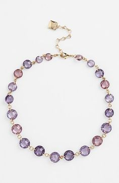 Anne Klein 'Loretto' Collar Necklace available at #Nordstrom