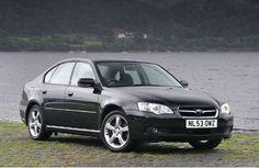Subaru Legacy 3.0R Saloon - 2004