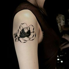 La Rose Tattoo ❤🌹