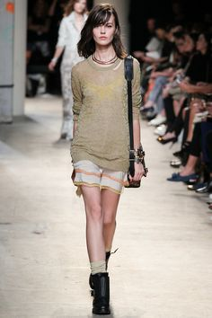 Zadig & Voltaire Spring 2014 Ready-to-Wear Collection Slideshow on Style.com