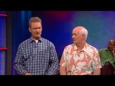 Whose Line 2014 Bloopers and Outtakes - YouTube