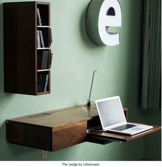 Butch Block Wall Mounted Table Club 1019 Pinterest