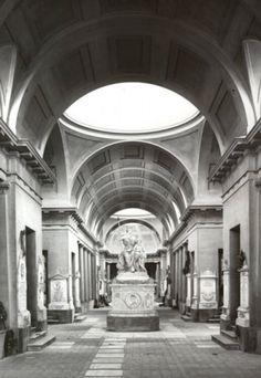 Twitter / turismoER: La sala del Colombario alla Certosa di Bologna