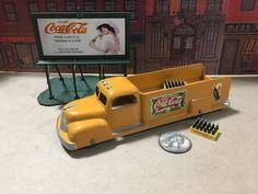 vintage coke truck and more from etsy shop  EdandMarysjunk