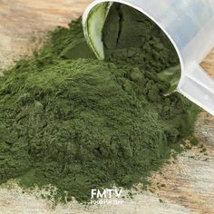 Spirulina is one of nature's most powerful green foods! With outer 60% protein content, it is the highest. met digestible source of complete plant protein. Did you know it has been consumed as one of the primary protein sources in Mexico for thousands of years?   Want to learn more about superfoods like this?  Learn direct from the expert himself! https://www.fmtv.com/program/superherb-recipes