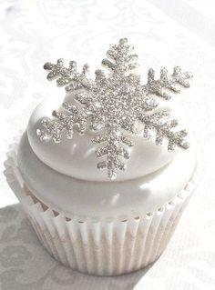 Christmas cake - photo