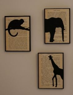 diy wall art idea