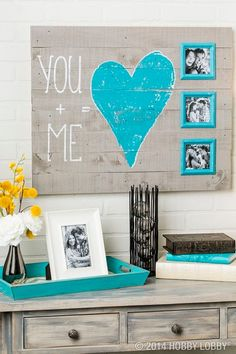 ideas para decorar con fotos 25