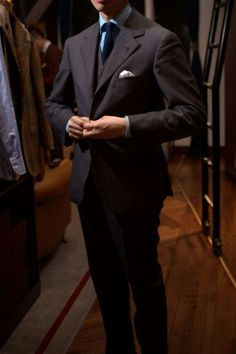 Mark-san from the Armoury with Liverano suit