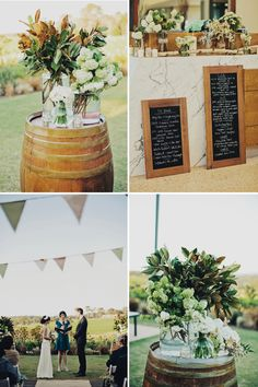 Magnolia Rouge: Western Australia wedding by Samm Blake