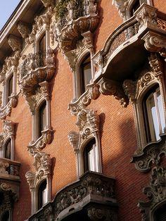 Facade in Crocetta - Turin, Italy Piedmont Region, Piedmont Italy, Turin Italy, Living In Italy, Regions Of Italy, Italy Tours, Voyage Europe, Belle Villa, Northern Italy
