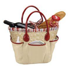 Picnic Tote Bag.