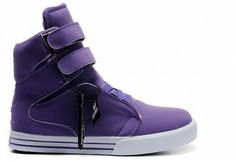 Purple Supra TK Society