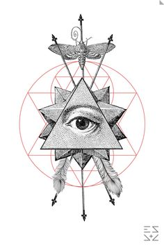Metatron, all seeing eye, merkaba. as above, so below. Sooooooo need something like this!  LOVE!