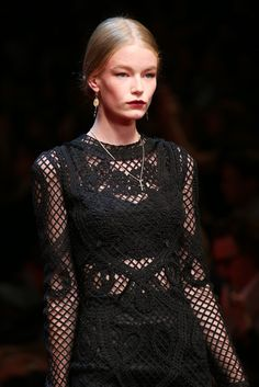 Dolce & Gabbana Spring 2015 Ready-to-Wear