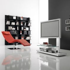 Wally Bookcase by Cattelan Italia