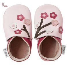 Bobux Chaussure Bébé - Floraison Rose - Taille XL - Chaussures bobux (*Partner-Link)