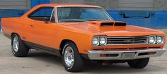 1969 Plymouth GTX, 440 SixPack/4speed
