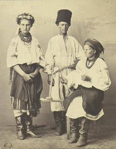 Just beauty: what Ukrainians looked like a 100 years ago (photos) -Euromaidan…