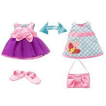 Amazon.com: Baby Alive Reversible Outfit Dress: Toys & Games