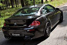 G-Power deixa BMW M6 com 800 cv - MotorDream