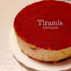 友達たちとのBBQに☻ - 28件のもぐもぐ - ティラミスケーキ by mamekoon
