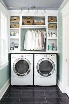 cool 15 Ways to Organize Your Laundry Room to Make Things Easy to Find