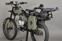 MOTOPED BLACK OPS EDITION - MANDESAGER