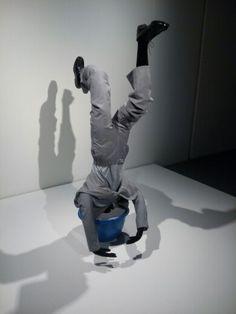 Exposicion del centro pompidou de arte contemporáneo de málaga.
