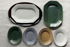 今井律子(Ritsuko Imai) Japanese Taste, Ceramic Plates, Dinnerware, Tea Pots, Pottery, Sculpture, Ceramics, Dishes, Tableware