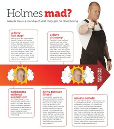 Don't make Mike Holmes angry, you won't like it when Mike Holmes is angry. I want Mike to make me a house, I know it'd be done right :-) Basement Remodeling, Basement Ideas, Remodeling Ideas, Mike Holmes, Holmes On Homes, Home Buying Tips, Basement House, Diy Network