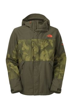 72e56e3c3aa3 The North Face Men s NFZ Jacket. Conquer the no-fall zone with this ultra
